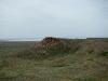 A nesting rock of the Long-legged Buzzard