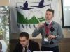 Rimgaudas Treinys рассказывал о взаимоотношениях малого подорлика и орлана-белохвоста в Литве