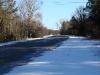 В Полесье еще местами лежит снег