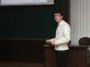 Александр Илюха дебютирует на конференциях