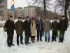 Серед учасників конференії, Іваново, лютий 2008