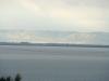 Озеро Ялпуг, горы - уже территория Румынии