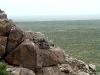 Пейзаж с гнездовой скалы