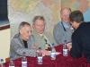 Обсуждения в кругу членов совета конференции