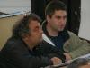 Виталий Грищенко (Каневский природный заповедник) и Денис Олейник (Мелитопольская орнитологическая станция)