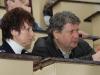Анна Надточий (Харьковский национальный педагогический университет) и Геннадий Фесенко (Киев, Ин-т зоологии НАН Украины)