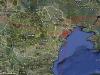 Перемещения птицы по имени Csalan в Украине (по информации с сайта http://www.kekvercse.mme.hu/en/gmap)