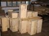 Новые гнездовья, изготовленные в мастерской НПП «Гомольшанские леса» в 2010 г.