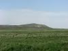 Вид на гору Большое Богдо (Богдинско-Баскунчакский заповедник)