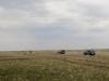 Вперед продвигался упорный отряд (степи на юге Самарской области)
