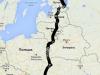Міграційний шлях скопи Helena восени 2014 року - на тривалий час вона зупинялася на Заході України поблизу Польщі. Джерело: https://www.luomus.fi/en