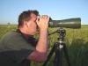 Осмотр охотничьих биотопов балобана