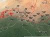 Петлеподібна міграція балабана Юра протягом жовтня 2017 - травня 2018