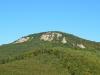 """Скельні виходи в нацпарку """"Бюкк"""" - місце гніздування сапсана (Угорщина)"""