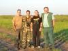 Mattias Prommer (Угорщина), Максим Гаврилюк та Сергей Домашевский (Україна), Hunor Torok (Угорщина)