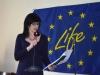 Виступ на відкритті конференції Zuzana Guziova