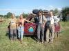 Участники экспедиции – Мирослав Легоцки, Сергей Домашевский, Милан Олекшак, Мирослав Дравецки