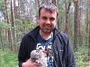 Саша Добринський із черговим пташеням